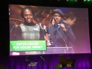 kapor crunchie social impact