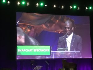 snapchat troy carter techcrunch